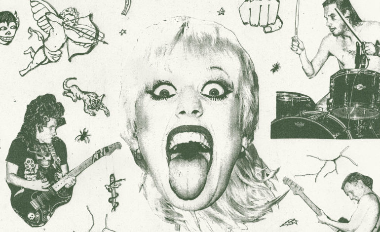 Amyl and The Sniffers – Amyl and The Sniffers