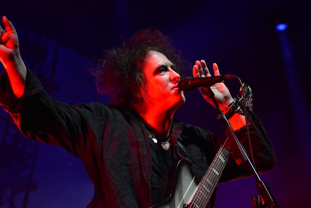 Pasadena Daydream a Delirium of Delights with The Cure, The