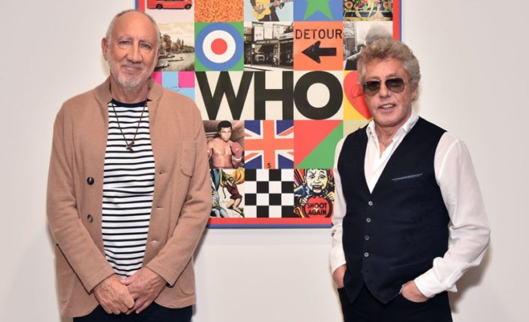 "The Who Debut Vintage-Form Track ""I Don't Wanna Get Wise"""