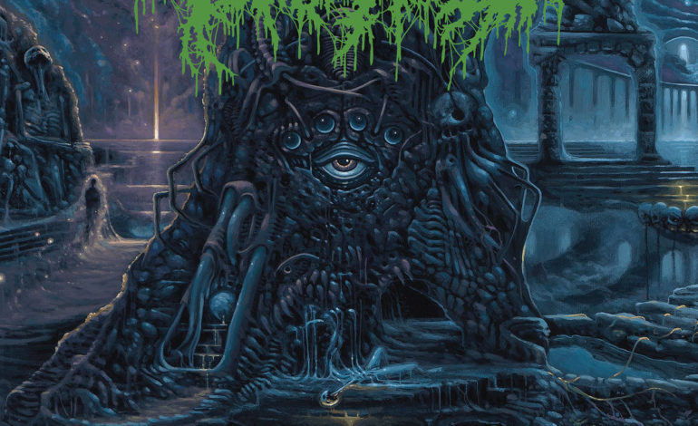 Tomb Mold – Planetary Clairvoyance