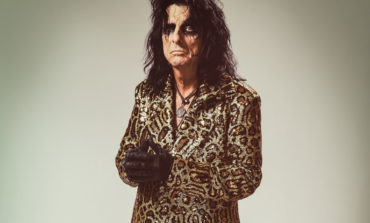 """Alice Cooper Reminds Us We're In This Together In New Remotely-Produced Video for """"Don't Give Up"""""""
