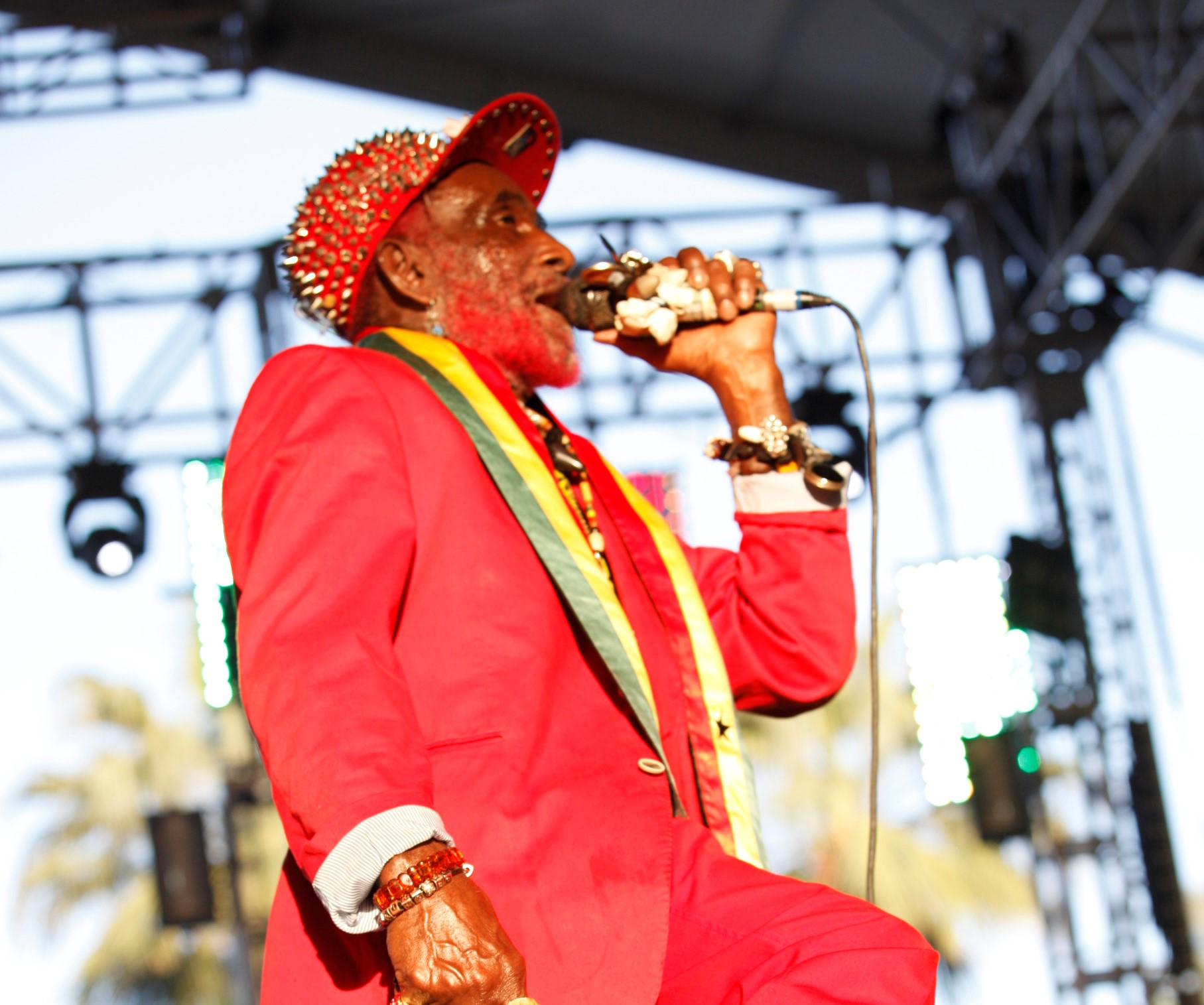 """Lee """"Scratch"""" Perry And Brian Eno Collaborate On New Dub"""
