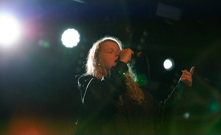 Kate Tempest Live at Teragram Ballroom, Los Angeles