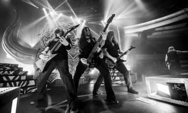 Photos: Amon Amarth, Arch Enemy and At the Gates, Live at the Hollywood Palladium, Los Angeles
