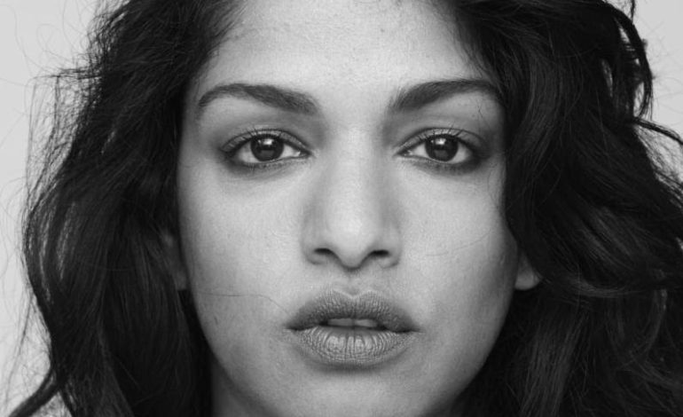 M.I.A. Receives MBE at Buckingham Palace