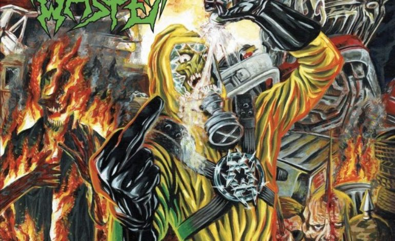 Municipal Waste – The Last Rager EP