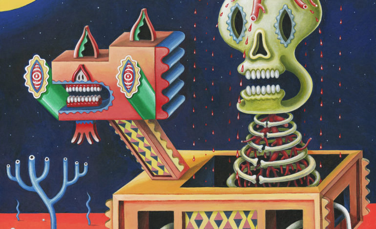 Guerilla Toss – What Would the Odd Do?