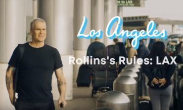 Henry Rollins is Serving as a Tourism Spokesman for Los Angeles