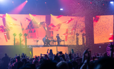 Lights All Night 2019 Night Two, Featuring Bassnectar, San Holo and Louis The Child