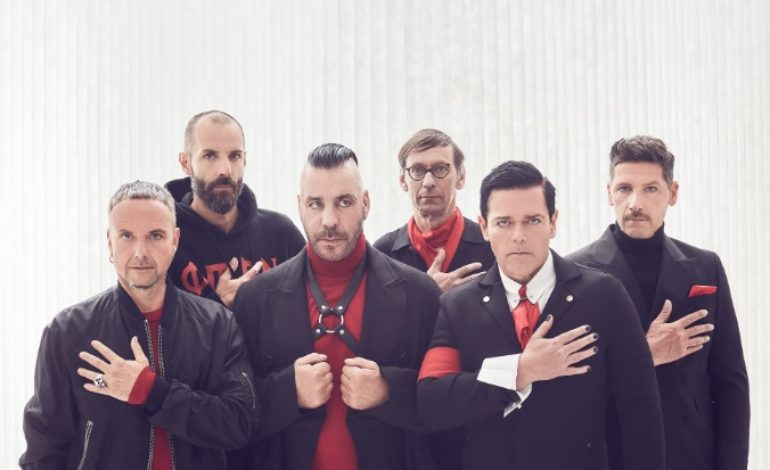 Rammstein Further Tease 2020 North American Tour Dates with Announcement of Cities