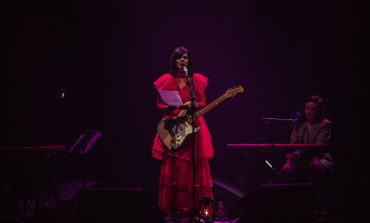 Bat For Lashes Live at the Theatre at Ace Hotel, Los Angeles