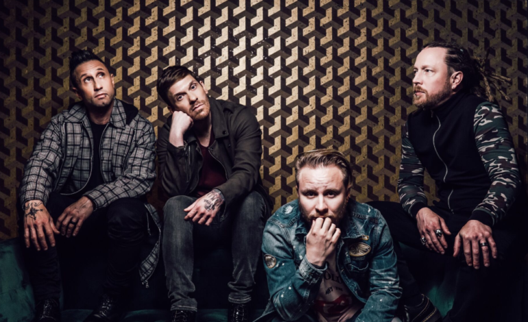 Shinedown Performing for ACL Live at the Moody Theater 8/26