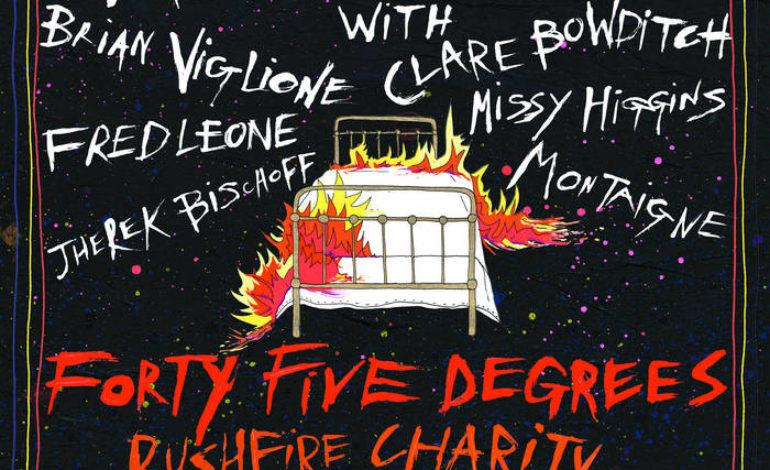 Album Review: Amanda Palmer – Amanda Palmer & Friends Present Forty-Five Degrees: A Bushfire Charity Flash Record