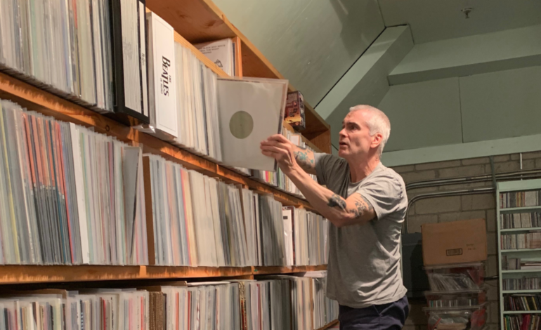 Henry Rollins to Host New Long-Form Radio Show The Cool Quarantine Featuring Personal Stories, Deep Cuts, Rarities, Bootlegs and More
