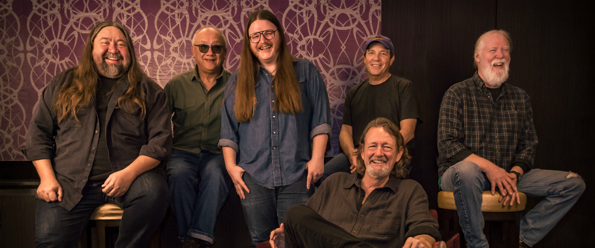 Widespread Panic Performing for ACL Live Three Nights in a Row 7/23, 7/24 & 7/25