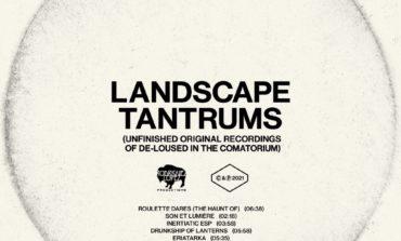 Album Review: The Mars Volta - Landscape Tantrums