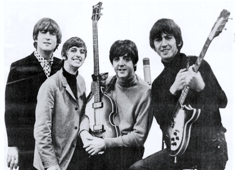 The Beatles' Catalog Has Been Added To Music Streaming Sites