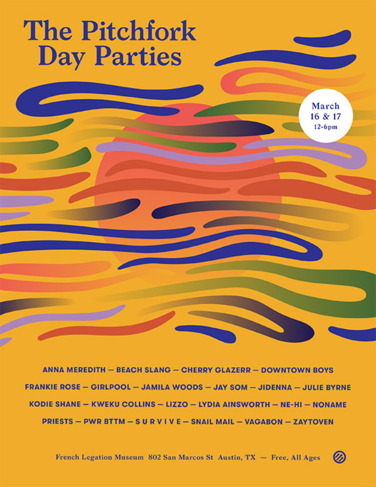 The Pitchfork SXSW 2017 Day Parties Announced