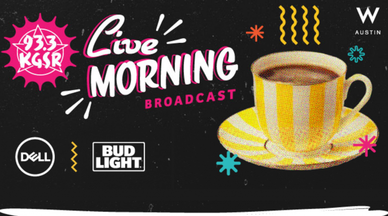 KGSR Live Morning Broadcast SXSW 2017 Party Announced ft Spoon, Jimmy Eat World, and The New Pornographers