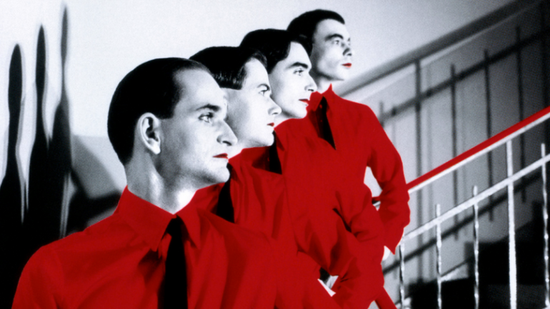 WATCH: First-Ever Kraftwerk Performance Posted On YouTube