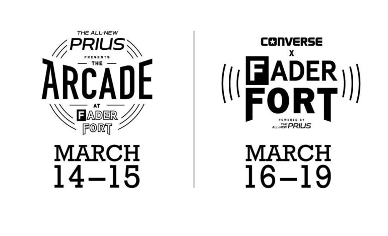Converse FADER Fort SXSW 2016 Lineup and Invite Process Announced